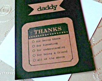 Birthday card dad, father's birthday card, Dad birthday Card, happy Birthday dad, dad card, card dad birthday  dad birthday, daddy birthday
