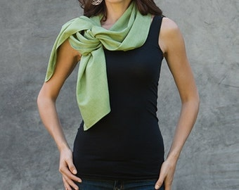 Scarf is soft, sun protective UPF rating, wrinkle resistant, driving, walking, errands, travel