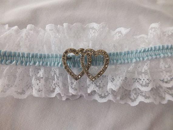 Vintage Bridal Garter 22