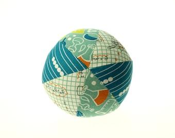 "Chemistry Organic Cotton Small (4"") Cloth Ball"