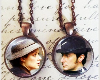 Choose from 6 images! - North and South BBC Pendant