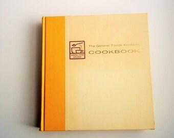 1959 Cookbook. The General Foods Kitchens. Retro Kitchen Cookbook. 1950s Meal Planning.