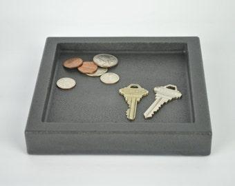 Concrete Valet Tray / Coin Tray