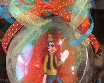 Goofy Globe Ornament