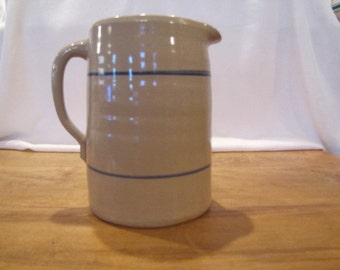 Classic Styled Pottery Pitcher