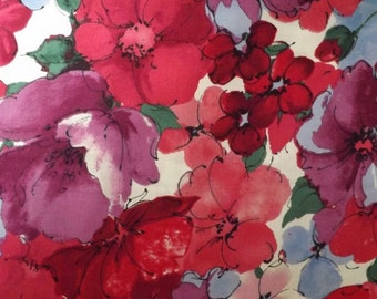 Hoffman Bouquet Beauties Cotton Fabric BTY