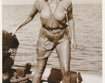 Sophia Loren 1957 Rare Vintage Poster