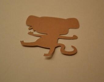 Monkey Confetti/Monkey Table Scatter/Monkey/Table Scatter/Confetti