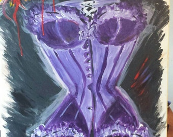 Favorite corset