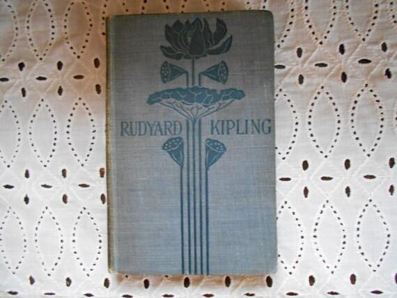 """Rudyard Kipling's """"In Black and White."""" 1899"""