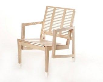Kesselhaus plywood armchair