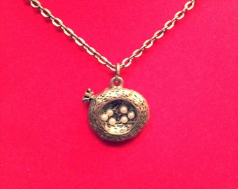 The Robin Egg Necklace