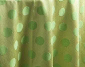 Covington Fancy Dot Citrus Fabric