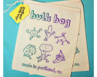 Portland Bulk Bags - Reusable cotton bags