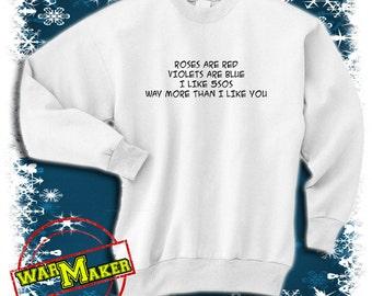 like 5 seconds of summer shirt 5 sos shirt 5sos sweatshirt sweater white WM5SO-10S