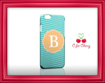What is your initial - B 3D Wrapped Phone Case iPhone 6s , 6s Plus , 6 , 6 Plus , 5s , 5 / Samsung S5 , S6 / HTC / Sony / LG