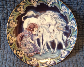 "Reco ""Special Friends Are Few"" Collector Plate"