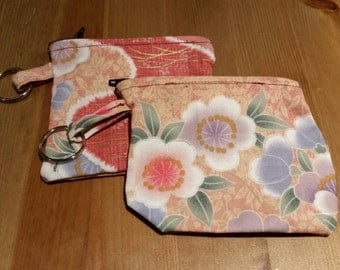 Cherry Blossom Coin Purse