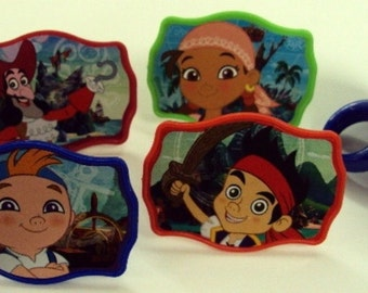 Jake and the Neverland Pirates Rings
