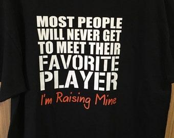 Favorite Player Basketball Mom T Shirt