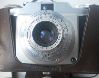 Camera AGFA Apotar 1: 3.5 / 45 Germany