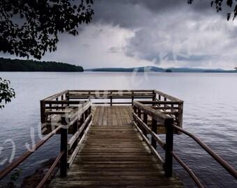 "Cranberry Lake, NY : An Adirondack Fine Art Photography Print 12x18"""