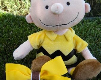 Charlie Brown Hair Bows