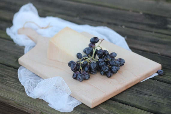 Solid Maple Cutting Board | Serving Board