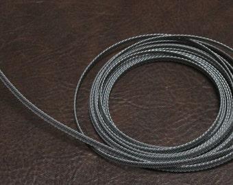 5 yards Quarter Inch wide Spiral Steel Boning