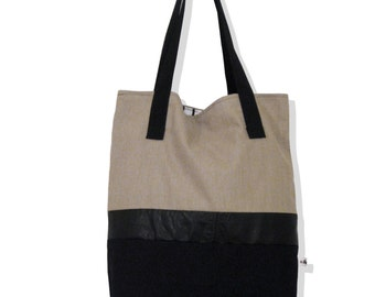 Bag / / stylish transporter for everyday