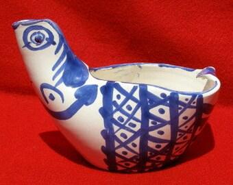 Picasso Ceramic Hen~Madoura