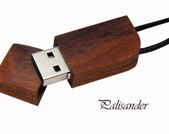 "Wood USB stick ""Rosewood"" 4-32 GB"