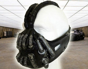 Bane mask the dark knight rises cosplay costume