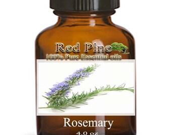 Rosemary Essential Oil - Rosmarinum officinalis - 100% Pure Therapeutic Grade