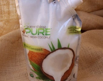 Something Pure (Pure Coconut Oil, 16 oz)