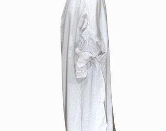 White One Piece Prayer Dress, Musim Prayer Dress