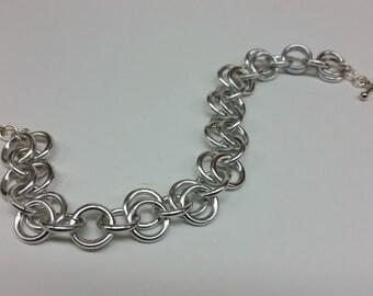 2 in 1 Maille Bracelet