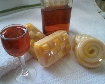Honey - Vanilla Soap