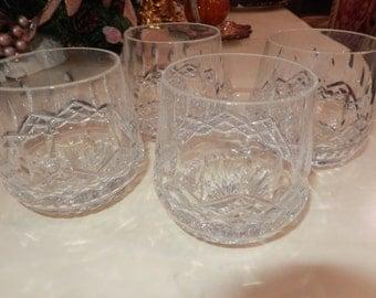 CRYSTAL BAR GLASSES