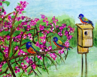 Bird chat