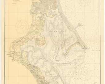 Duxbury Map 1920