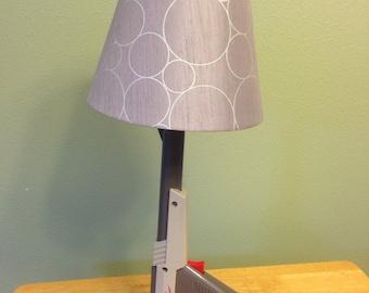 Nintendo zapper gun desk lamp