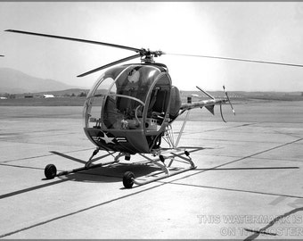 24x36 Poster; Th-55 Osage Helicopter