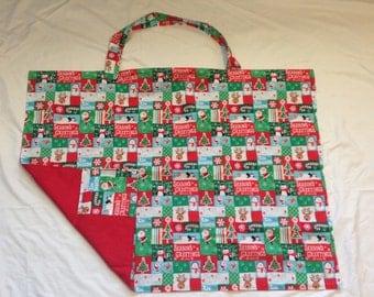 Christmas Nursing Cover