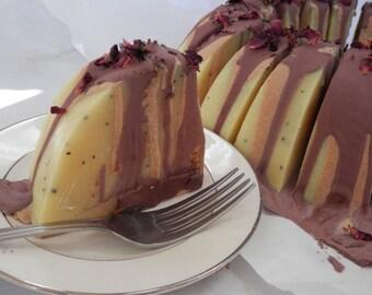 Lemon Poppyseed Bundt Cake Soap