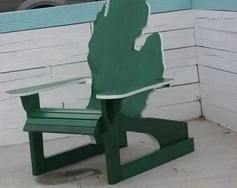 Craft made Michirondack/Adirondack Chairs