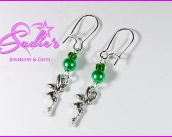 Handmade Woodland fairy Earrings