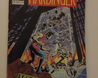 "1994 Valiant Comics ""Harbinger"" PT 3 Armageddon"