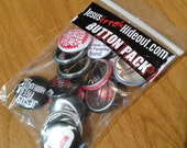 JFH 15 One-Inch Button Pack!