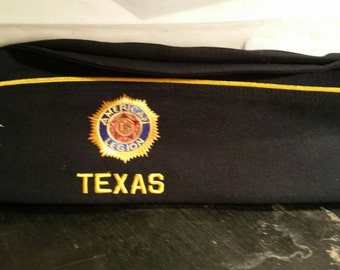 Texas Americam Legion Hat 492